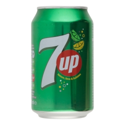 7UP (0,33 L)