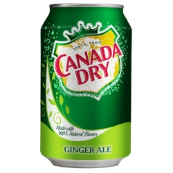 Canada Dry (0,33 L)