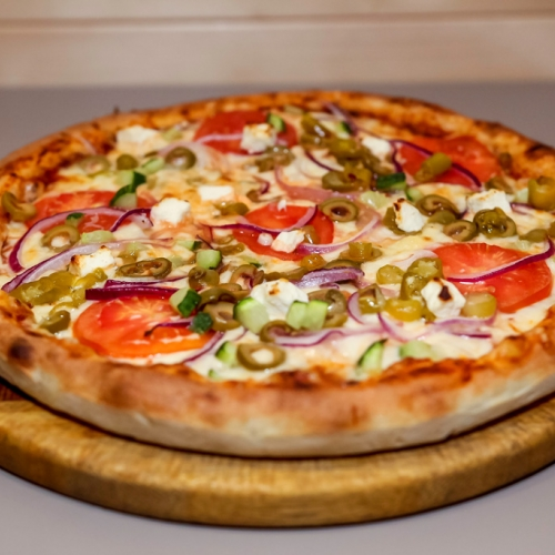 Pizzák (32 cm)