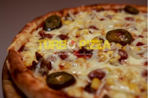 Mexikói Pizza