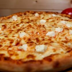 Sajtimádó pizza